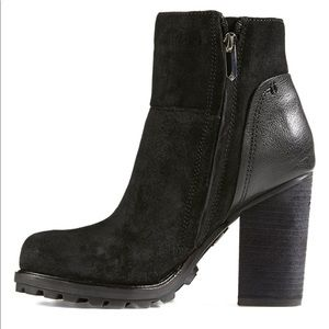 Sam Edelman Suede/Leather Boot